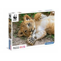 Puzzle 250 el. - So Cute Lion
