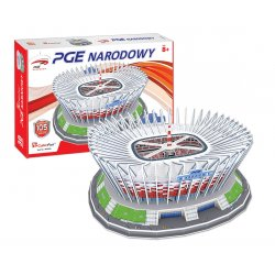 Puzzle 3D STADION PGE NARODOWY