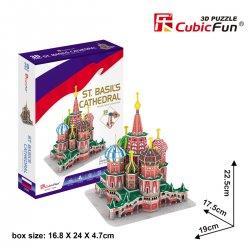 Puzzle 3D KATEDRA ŚW. PIOTRA