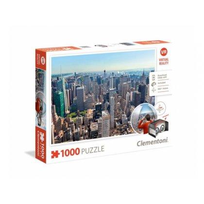 Puzzle 1000 el. Virtaul Reality: Nowy Jork