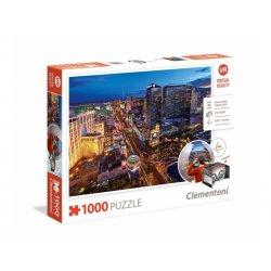 Puzzle 1000 el. Virtual Reality: Las Vegas