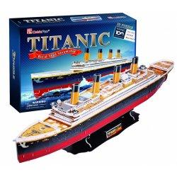 Puzzle 3D STATEK TITANIC