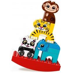 LEGO DUPLO 10884 Moje pierwsze zwierzątka na równoważni