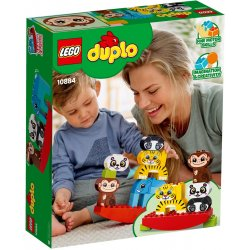 LEGO DUPLO 10884 My First Balancing Animals