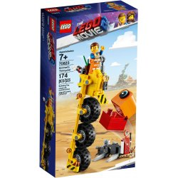 LEGO 70817 Emmet's Thricycle!