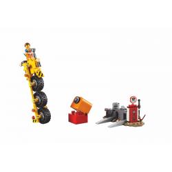 LEGO 70823 Trójkołowiec Emmeta