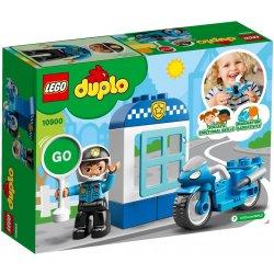 LEGO DUPLO 10900 Motocykl policyjny
