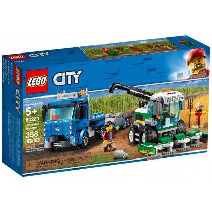 LEGO 60223 Transporter kombajnu
