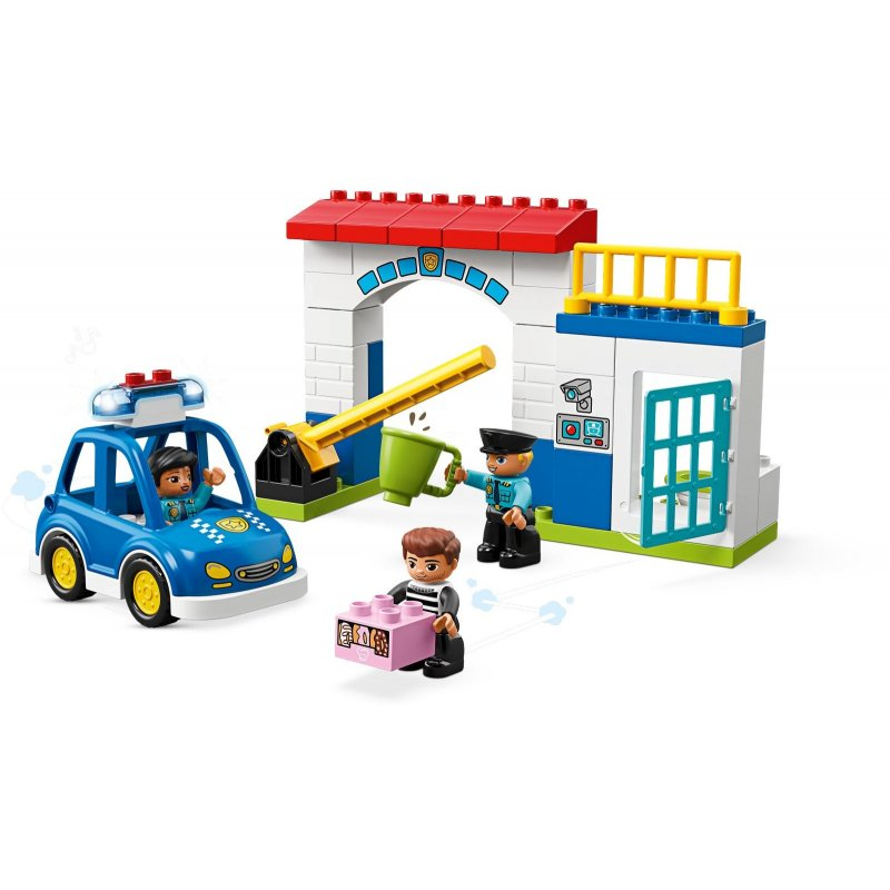 Lego 10902 Posterunek Policji Klocki Lego Duplo Mojeklocki24