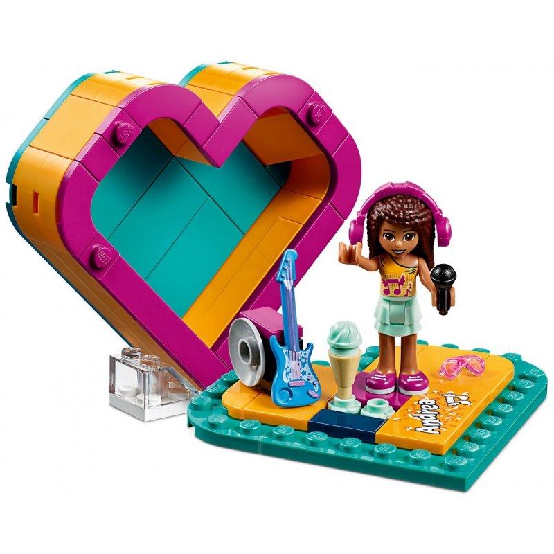 Lego 41354 Andreas Heart Box Lego Sets Friends Mojeklocki24