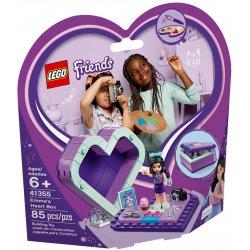 LEGO 41355 Emma's Heart Box