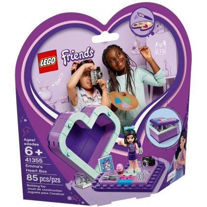 LEGO 41355 Pudełko w kształcie serca Emmy