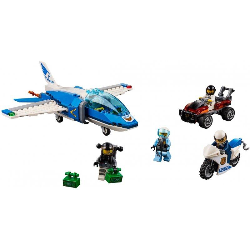 Lego 60208 Aresztowanie Spadochroniarza Klocki Lego City Mojeklocki24