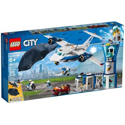 LEGO 60210 Baza policji powietrzne