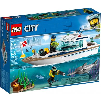 LEGO 60221 Diving Yacht