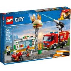 LEGO 60214 Na ratunek w płonącym barze