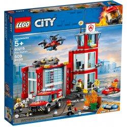 LEGO 60215 Remiza strażacka