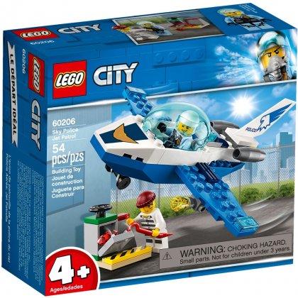 LEGO 60206 Policyjny patrol powietrzny