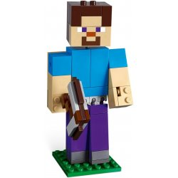LEGO 21148 Minecraft™ Steve BigFig with Parrot