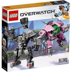 LEGO 75973 D.Va & Reinhardt