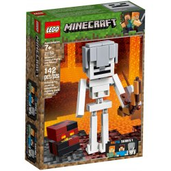 LEGO 21150 Minecraft™ Skeleton BigFig with Magma Cube