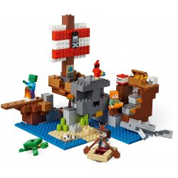 LEGO 21152 The Pirate Ship Adventure