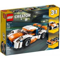 LEGO 31089 Słoneczna wyścigówka