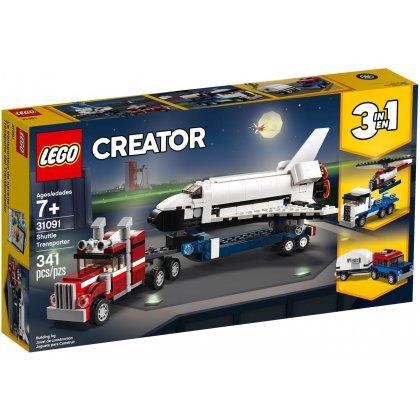 LEGO 31091 Transporter promu