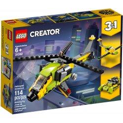 LEGO 31092 Przygoda z helikopterem