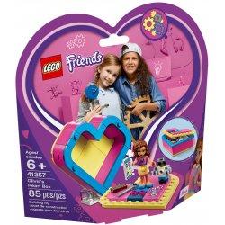LEGO 41357 Olivia's Heart Box