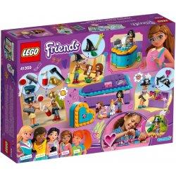 LEGO 41359 Pudełko w kształcie serca - zestaw przyjaźni