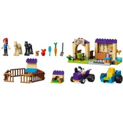 LEGO 41361 Stajnia ze źrebakami Mii