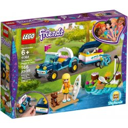 LEGO 41364 Łazik z przyczepką Stephanie
