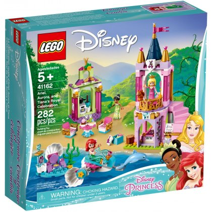 LEGO 41162 Ariel, Aurora, and Tiana's Royal Celebration