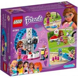 LEGO 41383 Plac zabaw dla chomików Olivii