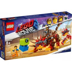 LEGO 70827 Ultrakatty & Warrior Lucy!
