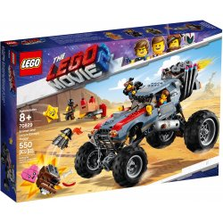 LEGO 70829 Emmet and Lucy's Escape Buggy!