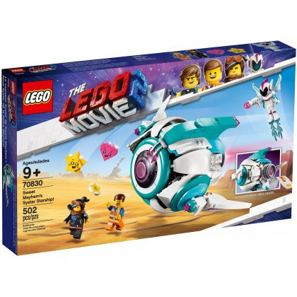 LEGO 70830 Gwiezdny statek Słodkiej Zadymy