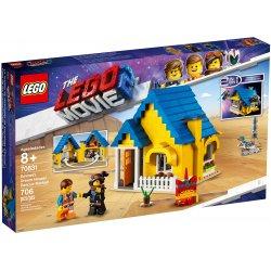 LEGO 70831 Dom Emmeta/Rakieta ratunkowa
