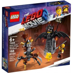 LEGO 70836 Battle-Ready Batman™ and MetalBeard