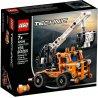 LEGO 42088 Ciężarówka z wysięgnikiem