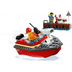 LEGO 60213 Pożar w dokach