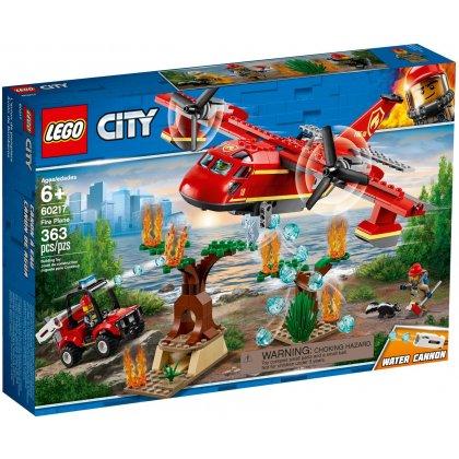 LEGO 60217 Samolot strażacki
