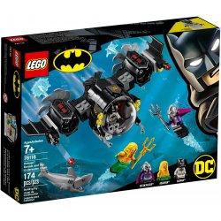 LEGO 76116 Batman™ Batsub and the Underwater Clash