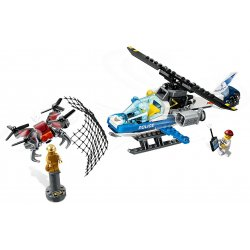 LEGO 60207 Sky Police Drone Chase