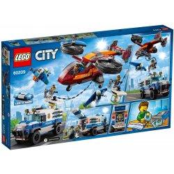 LEGO 60209 Rabunek diamentów