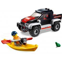 LEGO 60240 Przygoda w kajaku