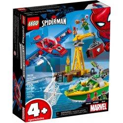 LEGO 76134 Doktor Octopus - skok na diamenty
