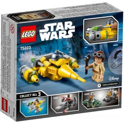 LEGO 75223 Naboo Starfighter™ Microfighter