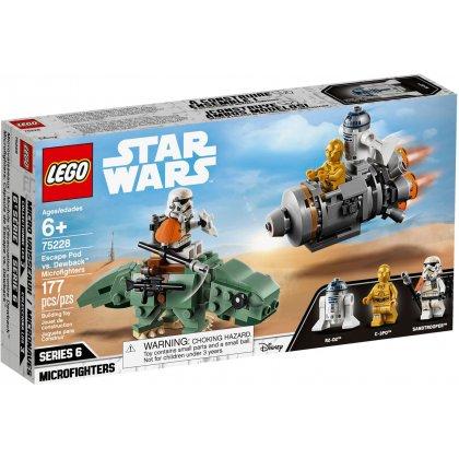 LEGO 7528 Escape Pod vs. Dewback™ Microfighters